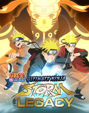 NARUTO SHIPPUDEN: Ultimate Ninja STORM Legacy Anthology (2013-2017) PC | Лицензия