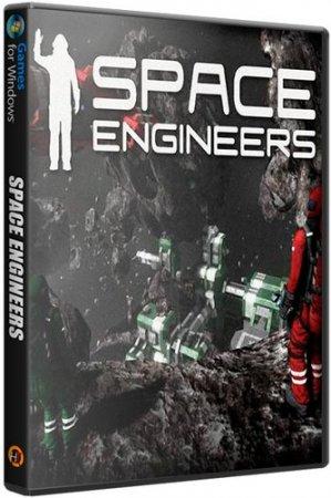 Космические Инженеры / Space Engineers [v 01.181.102] (2014) PC | RePack