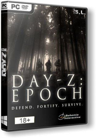 Dayz Epoch (RePack) [1.0.5.1 (Arma 2 OA)] [2016, Action/Survival]