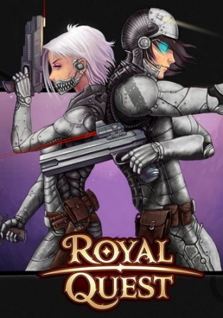 Royal Quest / [1.1.011] [2012, MMORPG, Online-only, Action]