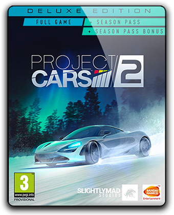 Project CARS 2: Deluxe Edition [v 1.1.2.0 + DLC's] (2017) PC | RePack от FitGirl