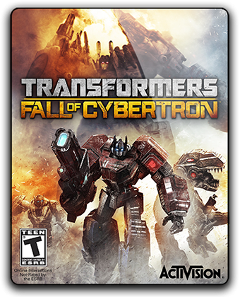 Transformers: Fall Of Cybertron (2012) PC | RePack от qoob