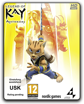 Legend of Kay Anniversary (2015) PC | RePack от qoob