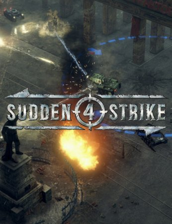 Sudden Strike 4 [v 1.04.20325 + 2 DLC] (2017) PC | Лицензия