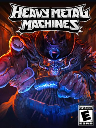 Heavy Metal Machines [b.0.0.0.516] (2017) PC | Online-only
