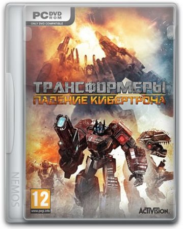 Transformers: Fall Of Cybertron (2012) PC | RePack от FitGirl