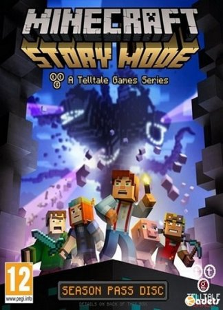 Minecraft: Story Mode - Season Two. Episode 1-3 (2017) PC | RePack от xatab