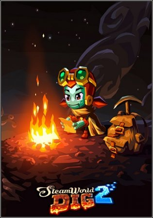 SteamWorld Dig 2 (2017) PC | Repack от Covfefe