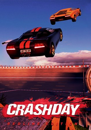 Crashday Redline Edition [v 1.5.26.1] (2017) PC | RePack