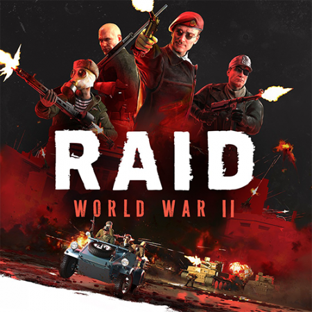 RAID: World War II - Special Edition (2017) PC | RePack от VickNet