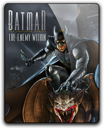 Batman: The Enemy Within - Episode 1-3 [Update 5] (2017) PC | RePack от qoob
