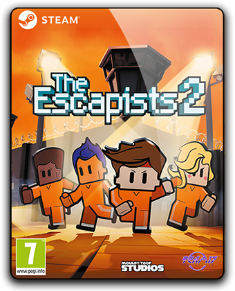 The Escapists 2 [v 1.1.3 + 2 DLC] (2017) PC | RePack от qoob