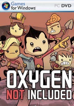 Oxygen Not Included [Early Access] [2017|Rus|Eng|Multi4]