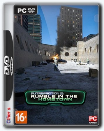 Putrefaction 2: Rumble in the hometown (2017) PC | Repack от Other's