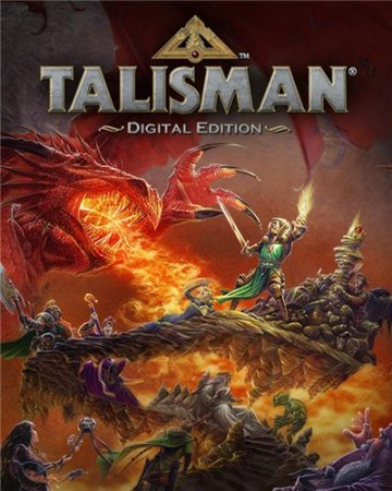 Talisman: Digital Edition [v11.2] (2014) PC | RePack от LinXP