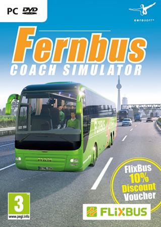 Fernbus Simulator (2016) PC | Лицензия