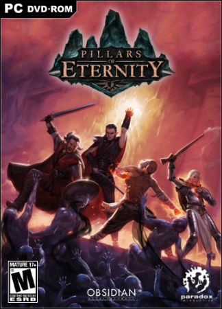 Pillars of Eternity: Definitive Edition [v 3.7.0.1280] (2015) PC | RePack от R.G. Механики