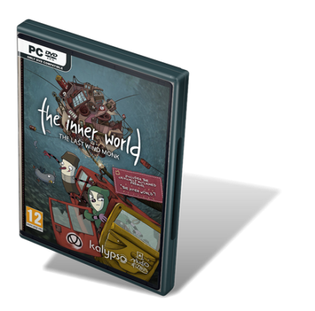 The Inner World: The Last Wind Monk (2017) PC | Лицензия