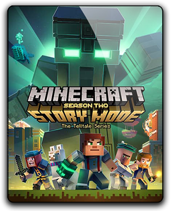 Minecraft: Story Mode - Season Two. Episode 1-4 (2017) PC | RePack от qoob
