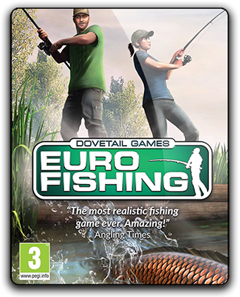 Euro Fishing: Urban Edition [+ 4 DLC] (2015) PC | RePack от qoob