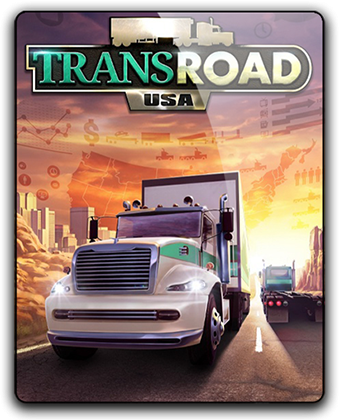 TransRoad: USA [v 1.0.7] (2017) PC | RePack от qoob