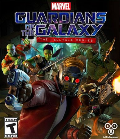 Marvel's Guardians of the Galaxy: The Telltale Series - Episode 1-5 (2017) PC | RePack от qoob