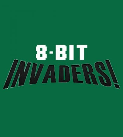 8-Bit Invaders! [v1.93.660409] (2016) PC | Лицензия