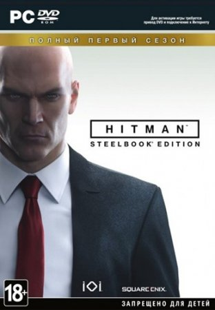 Hitman: The Complete First Season - GOTY Edition [v 1.14.1 + DLC's] (2016) PC | Repack от =nemos=