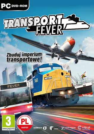 Transport Fever [Build 15501] (2016) PC | Лицензия
