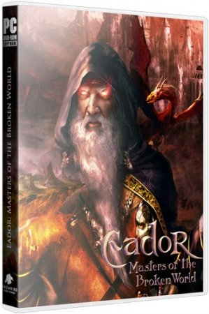 Эадор: Владыки миров / Eador: Masters of the Broken World [v 1.8.1] (2013) PC | Лицензия
