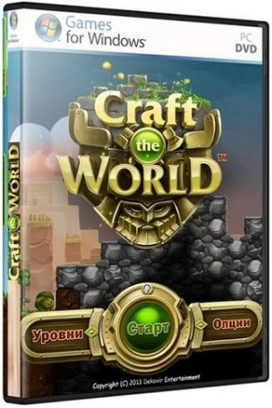 Craft The World [v 1.4.013] (2014) PC | Лицензия