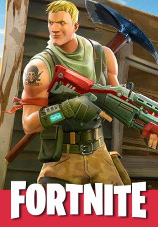 Fortnite [2.2.0] (2017) PC | Online-only