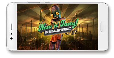 Oddworld: New 'n' Tasty (2017) Android