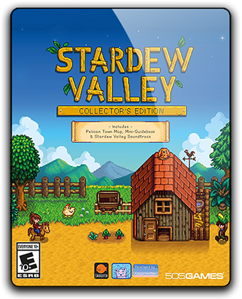 Stardew Valley [v 1.2.33] (2016) PC | RePack от qoob