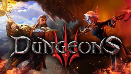 Dungeons 3 [v 1.4.4 + 7 DLC] (2017) PC | RePack от SpaceX