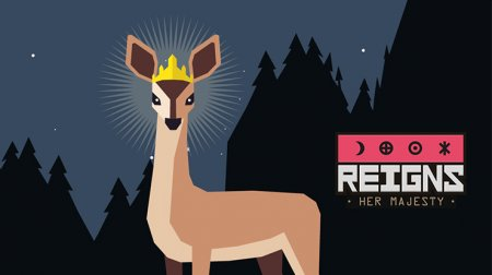Reigns: Her Majesty (2017) PC | Лицензия