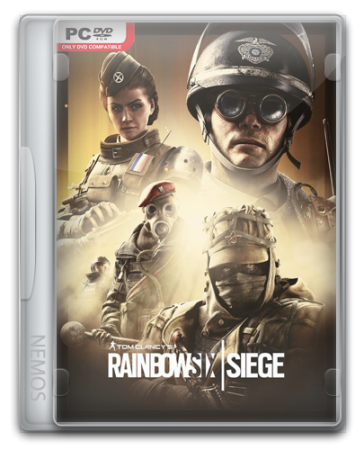 Tom Clancy's Rainbow Six: Siege - Gold Edition [v 11580709 + DLCs] (2015) PC | RePack от =nemos=