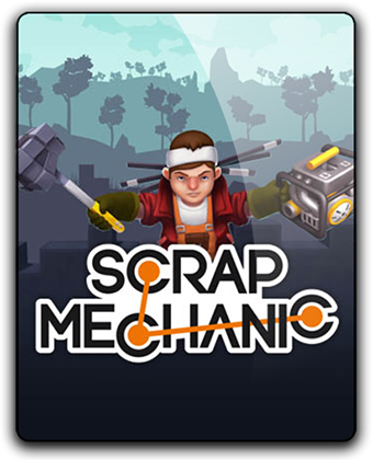 Scrap Mechanic [v 0.2.12b | Early Access] (2017) PC | RePack от qoob