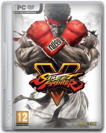 Street Fighter V: Arcade Edition (2016) PC | RePack от =nemos=