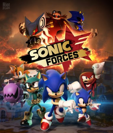 Sonic Forces [v 1.04.79 + 6 DLC] (2017) PC | RePack от FitGirl