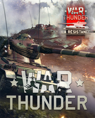 War Thunder: La Resistance [1.75.0.142] (2012) PC | Online-only