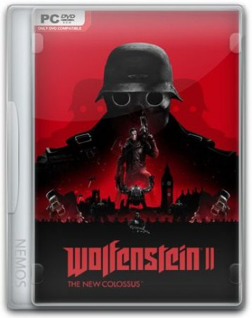 Wolfenstein II: The New Colossus [Update 7 + DLCs] (2017) PC | Repack от xatab