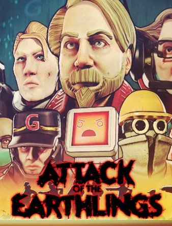 Attack of the Earthlings [v1.0.2] (2018) PC | Лицензия