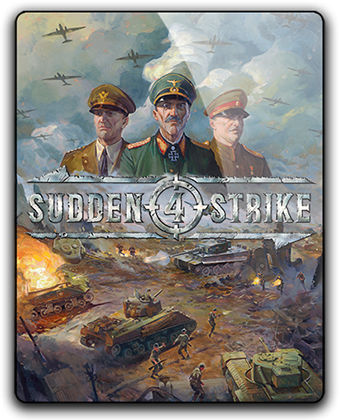 Sudden Strike 4 [v 1.09.25922 + 3 DLC] (2017) PC | Лицензия