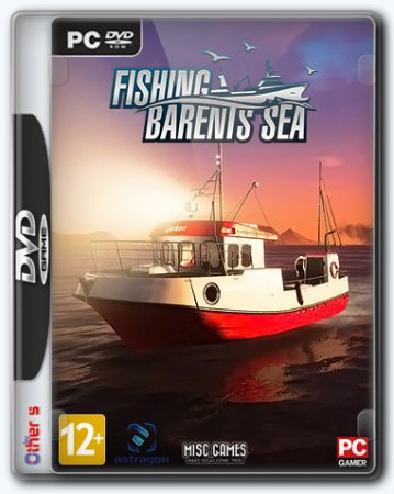 Fishing: Barents Sea [v 1.2 + DLC] (2018) PC | RePack от qoob