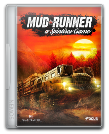 Spintires: MudRunner [Update 8 + 2 DLC] (2017) PC | RePack от xatab