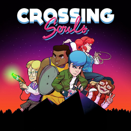Crossing Souls (2018) PC | Лицензия