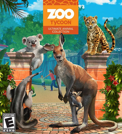 Zoo Tycoon: Ultimate Animal Collection (2017) PC | RePack от FitGirl