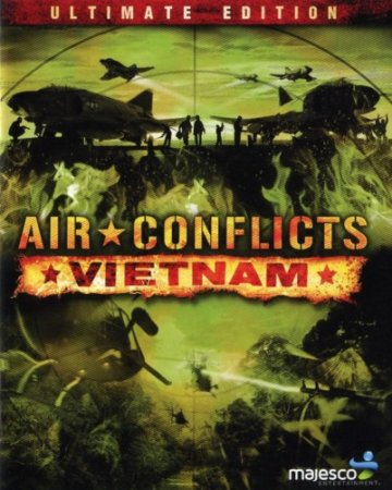 Air Conflicts: Vietnam - Ultimate Edition (2013) PC | RePack от R.G. Catalyst