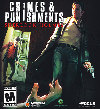 Sherlock Holmes: Crimes and Punishments (2014) PC | Repack от R.G. Catalyst